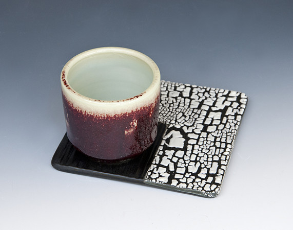 One cup set Porcelain