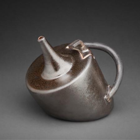 """""""Tea Can"""" Porcelain teapot"""