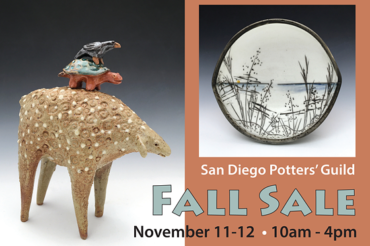 San Diego Potters' Guild 2017 Fall Sale