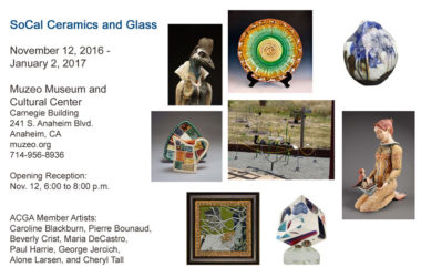 ACGA: SoCal Ceramics & Glass