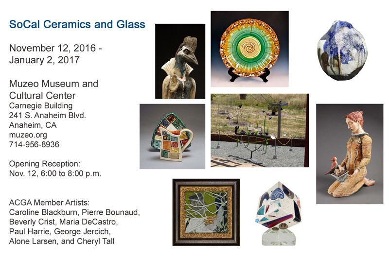 ACGA: SoCal Ceramics & Glass