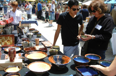 San Diego Potters' Guild June Sale