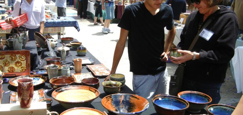 San Diego Potters' Guild June Sale
