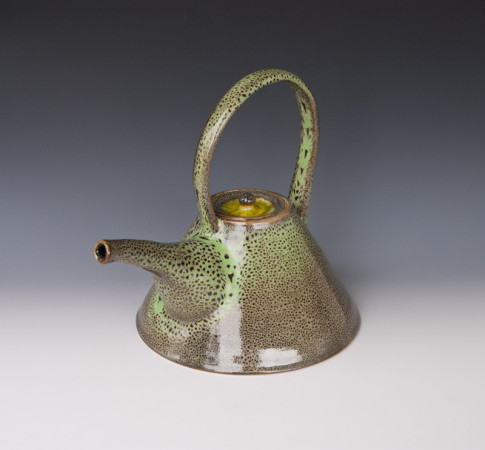 Green Tea-Pot