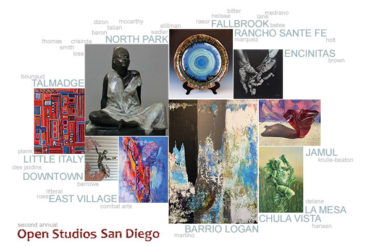2nd Annual Open Studios San Diego
