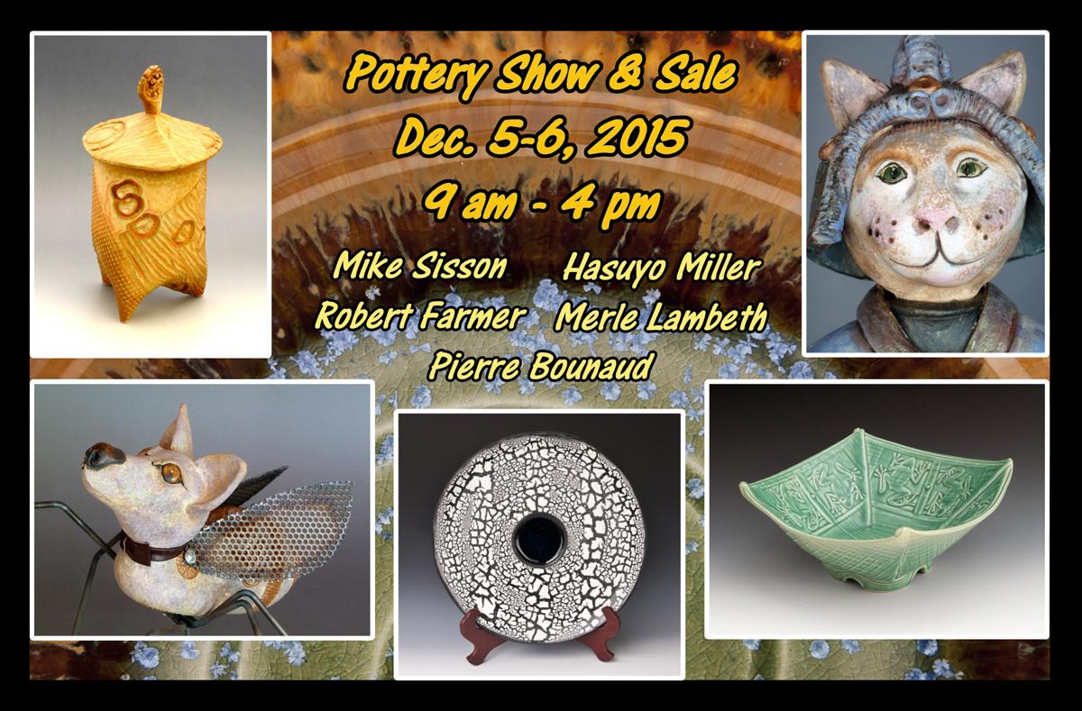 San Diego Pottery Tour