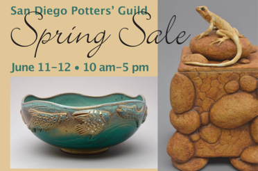 San Diego Potters' Guild June Show