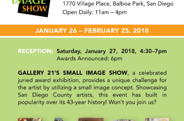 43rd Annual Small Image Show