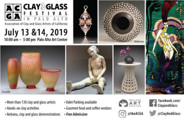 Clay & Glass Festival in Palo Alto 2019