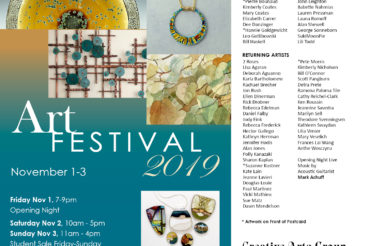 Art Festival at Creative Arts Group