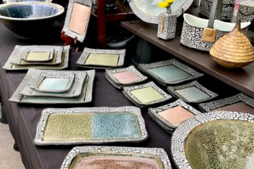 San Diego Potters' Guild Fall 2019 Patio Show