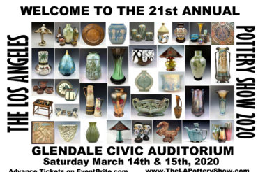 The Los Angeles Pottery Show 2020