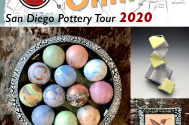 13th San Diego Pottery Tour – Online!