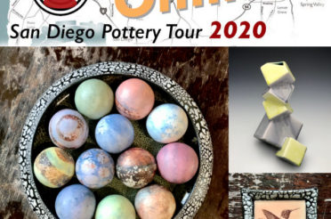 13th San Diego Pottery Tour – Online!